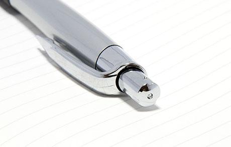ボールペンのフリー写真素材
