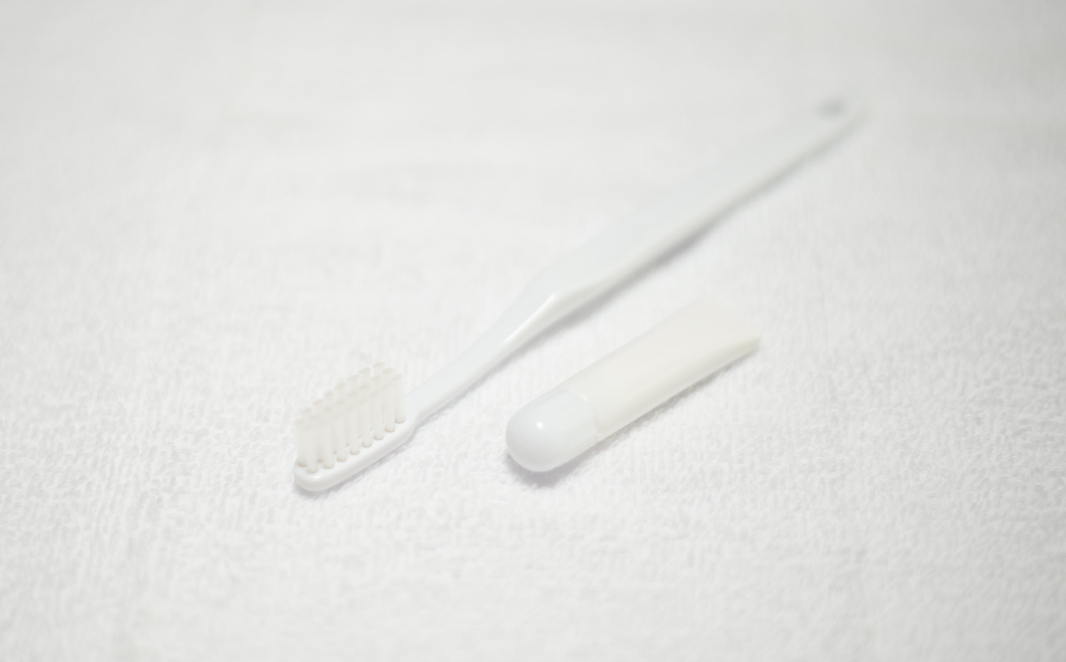 歯ブラシのフリー写真素材3です。